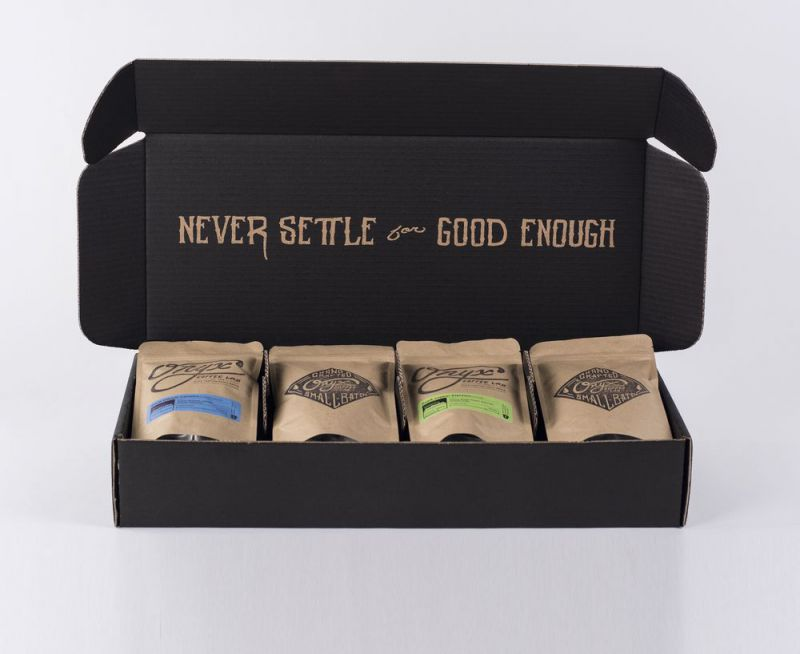 box for coffee roasters