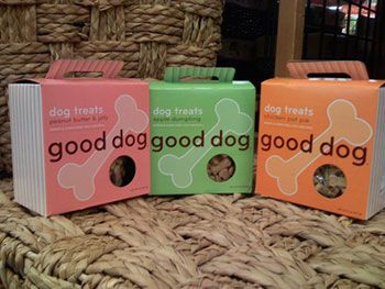 boxes for e-commerce dog treats