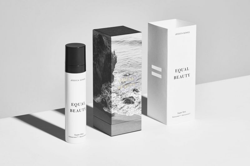 cosmetics packaging equal-beauty