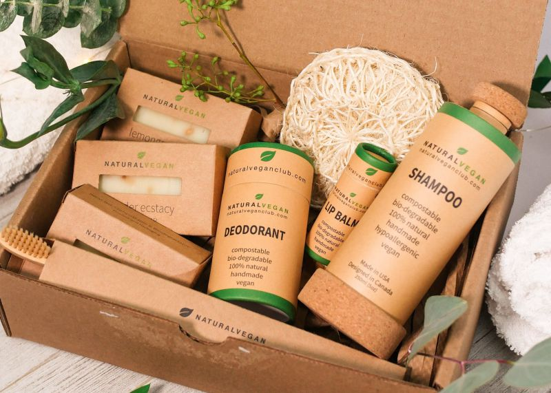Eco-friendly boxes - do you know Natural Vegan?