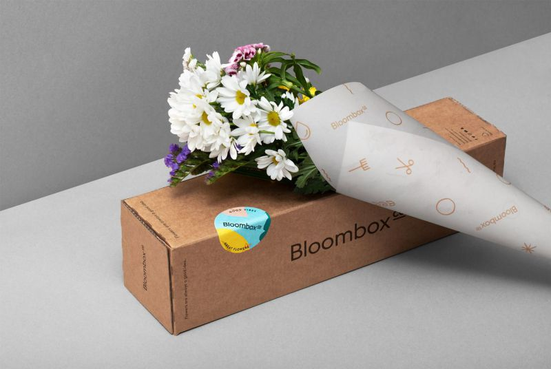 eco packaging bloombox