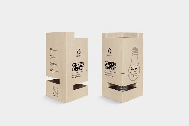 eco packaging green depot eco