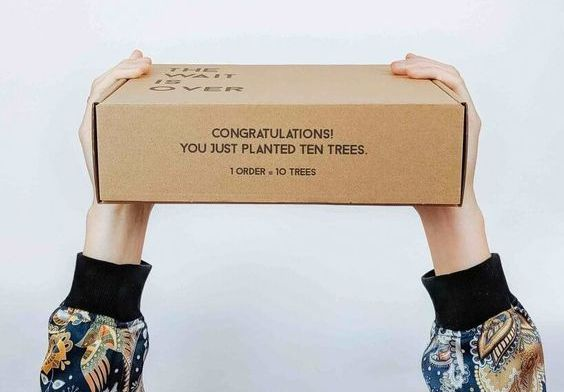 German clothing brands focus on eco-friendly boxes