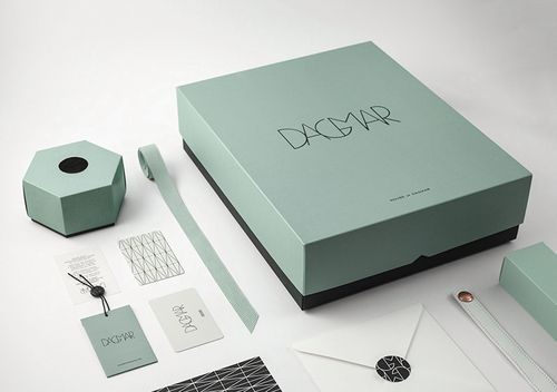 green packaging dagmar