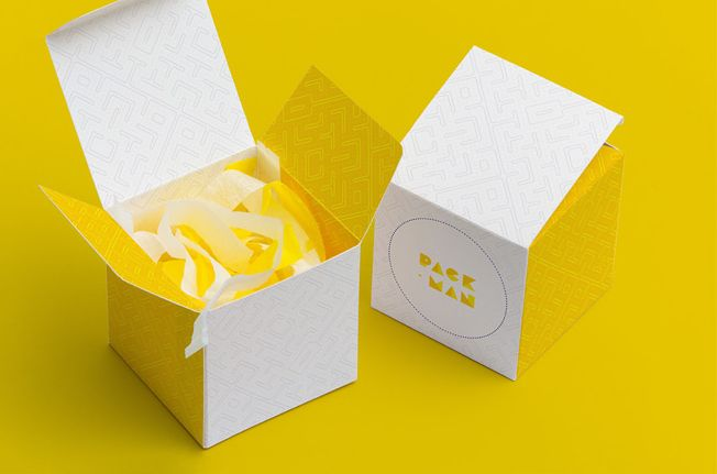 Paper Box Mock-Up