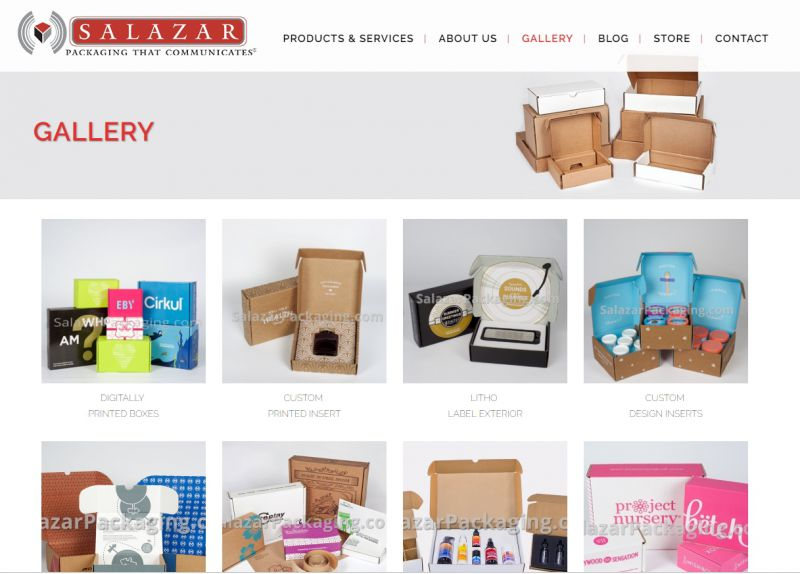 Salazar Packaging