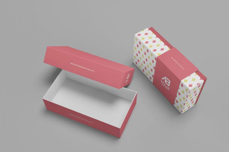 Small Packaging Mock-up