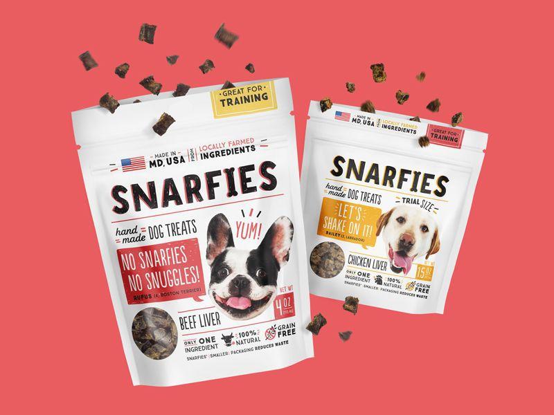 Snarfies Packaging